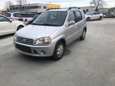 gebraucht Suzuki Ignis 1,3 GL SE Freezer Kombi / Family Van,