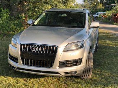 gebraucht Audi Q7 4.2 V8 TDI quattro S-Line Advanced