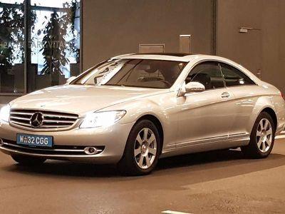 gebraucht Mercedes CL500 CL-Klasse1.BESITZ!!!!!! Sportwagen / Coupé