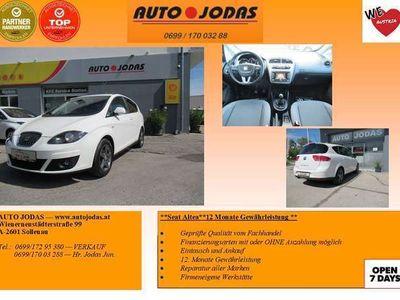gebraucht Seat Altea XL Chili 1,6 CR TDi**12 M. Gewährleistung**