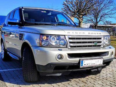 gebraucht Land Rover Range Rover Sport 3,6 TDV8 HS SUV / Geländewagen