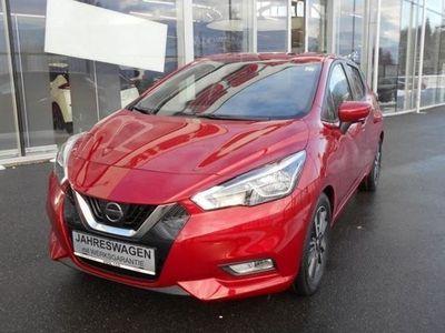 gebraucht Nissan Micra 0,9 IG-T Visia Plus Limousine,