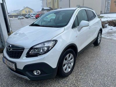 gebraucht Opel Mokka 1,6 CDTI Cosmo SUV / Geländewagen