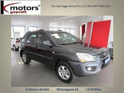 gebraucht Kia Sportage Active Pro 2,0 CRDi DPF 4WD