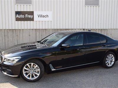 gebraucht BMW 740 7er-Reihe d xDrive Aut. Limousine,