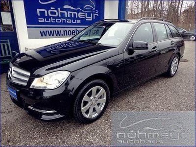 gebraucht Mercedes C180 C-KlasseT CDI A-Edition BE ***1.Besitz*Top Servic... Kombi / Family Van,