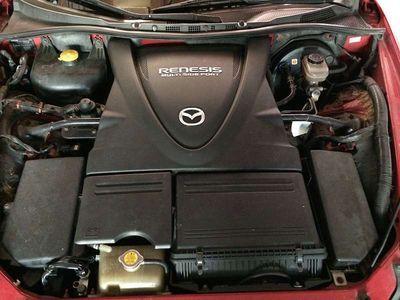 gebraucht Mazda RX8 Revolution Sportwagen / Coupé