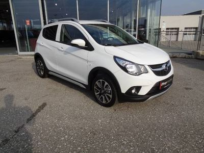 gebraucht Opel Karl 1.0 ECOTEC, Rocks, 73 PS, 5 Türen, Schaltgetriebe