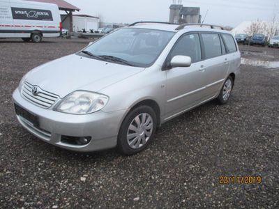 gebraucht Toyota Corolla Kombi 1,4