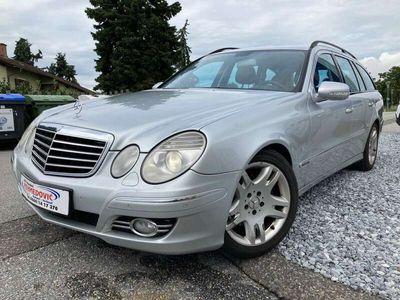 gebraucht Mercedes E320 Avantg. 4MATIC Sp. A-Ed. Pl. CDI Aut. Avantgarde
