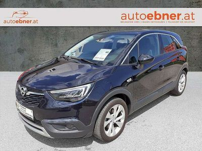 gebraucht Opel Crossland X Innovation 1,2 Turbo ECOTEC Direct Injj. St./St