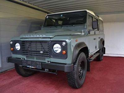 "gebraucht Land Rover Defender 110"" Station Wagon E 2,4 TD / Topzustand"