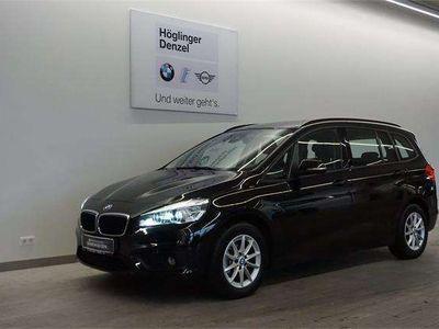 gebraucht BMW 216 Gran Tourer 2er-Reihe d Advantage Kombi / Family Van