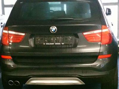 gebraucht BMW X3 xDrive30d xLine Aut. Leder Navi Head Up SUV / Geländewagen