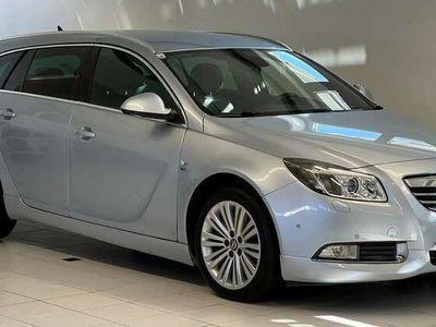 gebraucht Opel Insignia ST 2,0 Sport OPC CDTI Allrad System OPC-Line Aut.