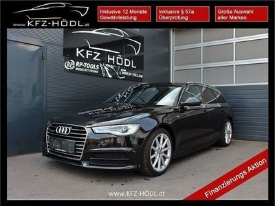 gebraucht Audi A6 Avant 3,0 TDI clean Diesel Quattro intense S... Kombi / Family Van,