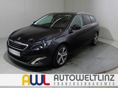 gebraucht Peugeot 308 SW 2,0 BlueHDi 150 Allure Aut. Kombi / Family Van,