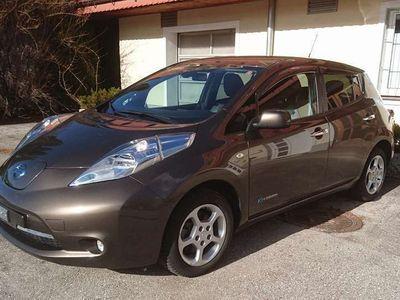 gebraucht Nissan Leaf Acenta 30kWh, 6,6kW-Lader, MwSt. ausweisbar! Klein-/ Kompaktwagen