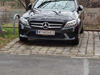 gebraucht Mercedes C180 C-KlasseAutomatik Facelift Limousine