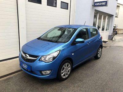 gebraucht Opel Karl 1,0 Ecotec Edition // NUR 25.000KM // Topzustand // Limousine