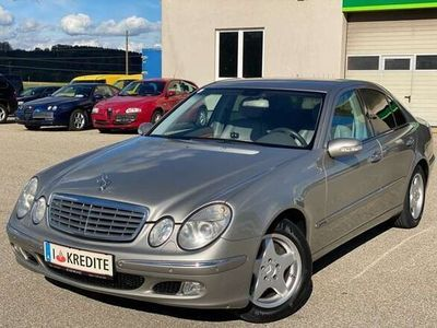 gebraucht Mercedes E220 Elegance CDI Aut. ** Pickerl Neu ** Xenon ** PDC