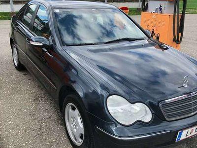 gebraucht Mercedes C200 Elegance CDI