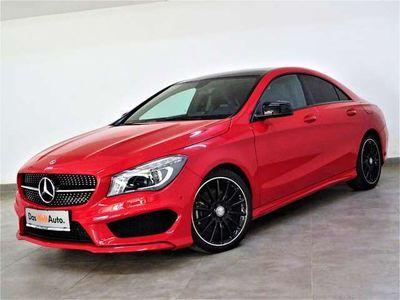 "gebraucht Mercedes CLA220 CDI Aut. ""AMG""-Sportpaket Soundgenerator Panorama"