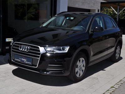 gebraucht Audi Q3 2,0 TDI BLUETOOTH+LICHT+REGENSENSOR
