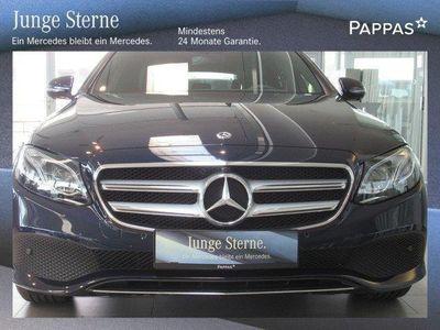 used Mercedes E220 T Avantgarde 4MATIC Aut.