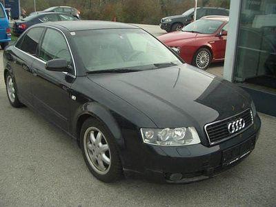 gebraucht Audi A4 2,5 TDI quattro