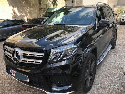 gebraucht Mercedes GLS400 4MATIC Aut.