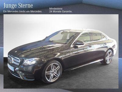 brugt Mercedes E220 4MATIC Austria Edition Aut. *AMG Line *Comand On
