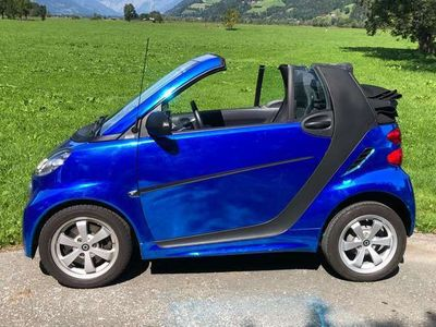 gebraucht Smart ForTwo Cabrio pure micro hybrid softouch