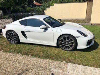 gebraucht Porsche Cayman 981 2,7 PDK Sportwagen / Coupé
