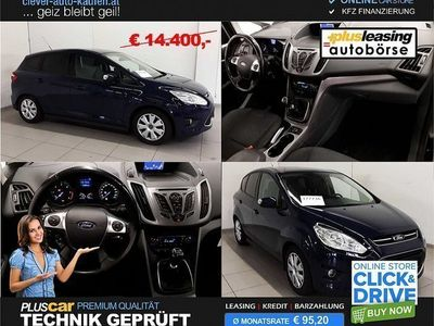 brugt Ford C-MAX Business 2,0 TDCi +Standhzg.