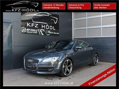 gebraucht Audi TT Roadster TT Coupé 2,0 TDI DPF quattro*S-line*, 170 PS, 3 Türen, Schaltgetriebe