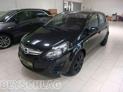 gebraucht Opel Corsa 1,2 iCon Edition