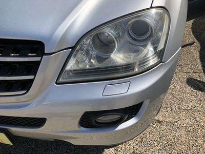 gebraucht Mercedes ML320 M-Klasse MercedesCDI 4MATIC Aut. TOP SUV / Geländewagen