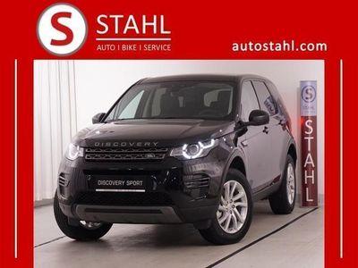 gebraucht Land Rover Discovery Sport 2,0 TD4 4WD SE JUBILÄUMSEDITION... SUV / Geländewagen,