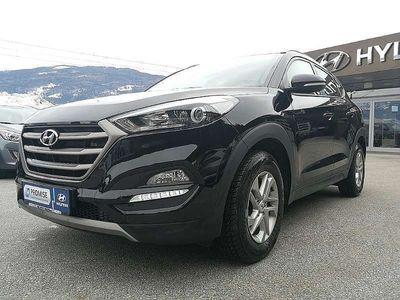 brugt Hyundai Tucson 2,0 CRDI 4WD GO! GO!