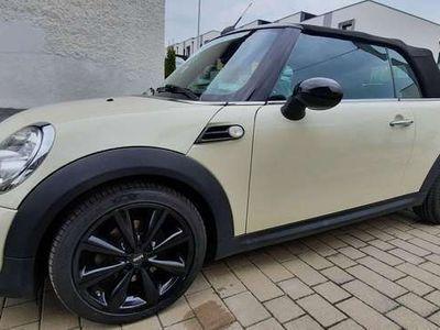gebraucht Mini Cooper Cabriolet 1,6