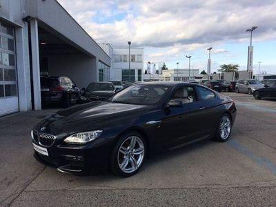 gebraucht BMW 640 6er-Reihe i xDrive Coupé M Sport Edition Aut. Sportwagen / Coupé,
