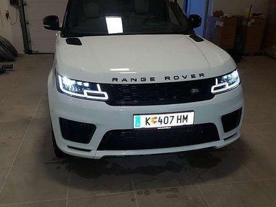 used Land Rover Range Rover Sport SUV / Geländewagen,