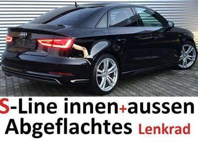 gebraucht Audi A3 Sport Limo TDI quattro S-tronic, ACC, S-Line !!