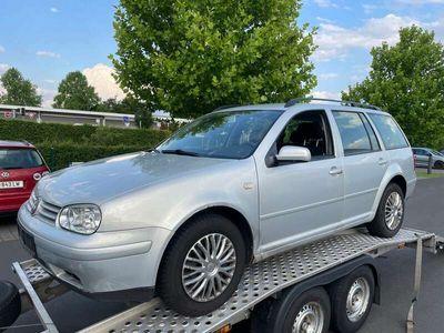 gebraucht VW Golf Variant Comfortline TDI PD