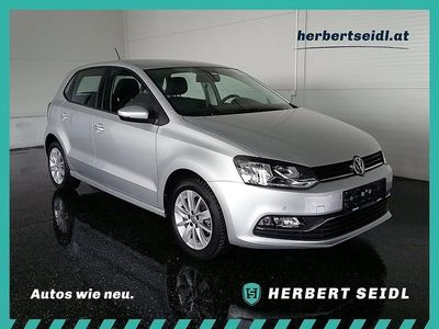gebraucht VW Polo Comfortline BMT 1,4 TDI *NP € 20.584,-*