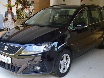 gebraucht Seat Alhambra Style TDI CR 4Drive