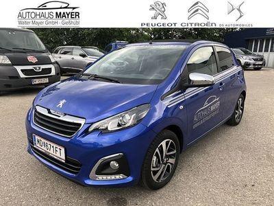 gebraucht Peugeot 108 1,0 VTi 72 TOP! Collection