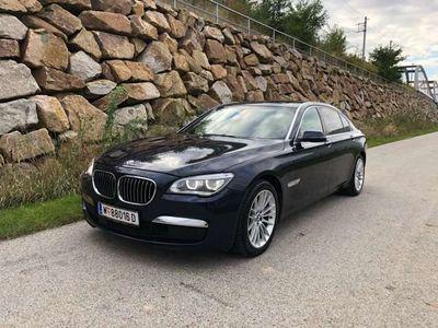 gebraucht BMW 730L 730 7er-Reihe Diesel (F02) d M-Paket Aut.