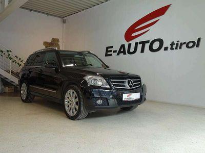 gebraucht Mercedes GLK320 GLK-KlasseCDI V6 4MATIC Aut.*SPORTPAKET *GEPFLEGT... SUV / Geländewagen
